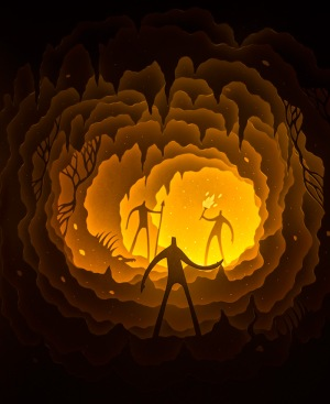 Hari & Deepti - Cave