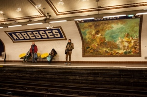Who Stole My Ads - Etienne Lavie (Metro)