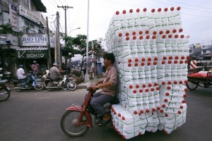 Bikes of Burden - Hans Kemp (Bottles)