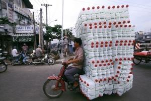Bikes of Burden - Hans Kemp (Bottles)