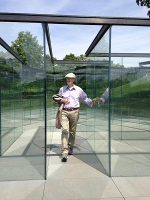 Glass Labyrinth - Robert Morris (Artist)