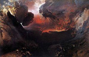 John Martin - Great Day of His Wrath