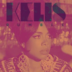 Kelis - Rumble Single (Leif Podhajsky)