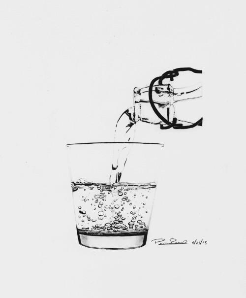 Graphite Water Study
