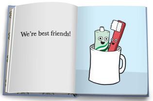 All my friends are still dead - Dental 1