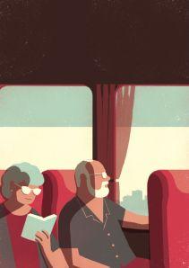 Davide Bonazzi - Train