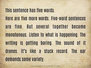 Five words 2