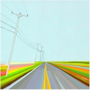 Napeague Meadow Road - Grant Haffner