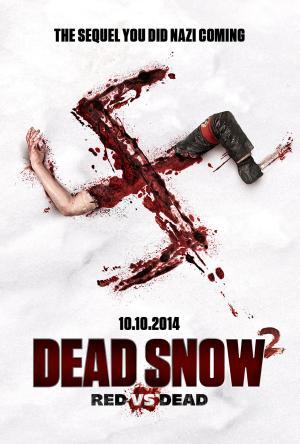 dod sno (dead snow) 2