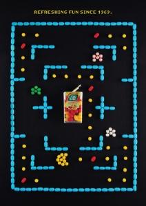 Tic Tac - Pac Man