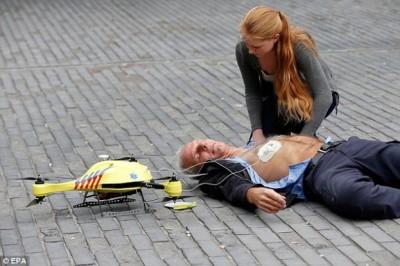 Defibrilator Drone