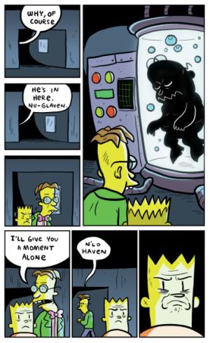 KC Green - The Ballad of Dark Homer (4)
