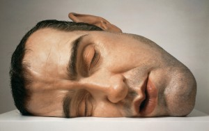 Ron Mueck - Head
