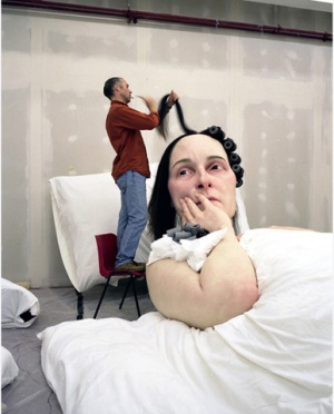 Ron Mueck - Working