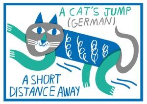 Cat idiom