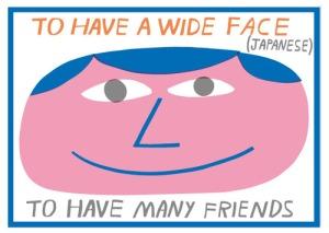 Face idiom