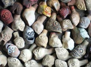 Aztec death whistles
