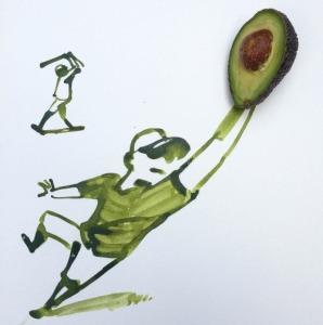 Christoph Niemann - Baseball