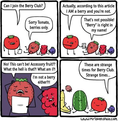 Berry club - Mr Lovenstein
