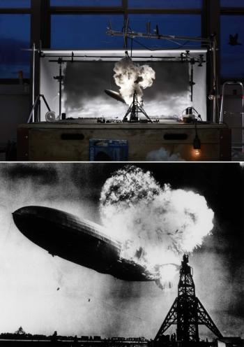 Hindenburg Disaster - Jojakim Cortis & Adrian Sonderegger
