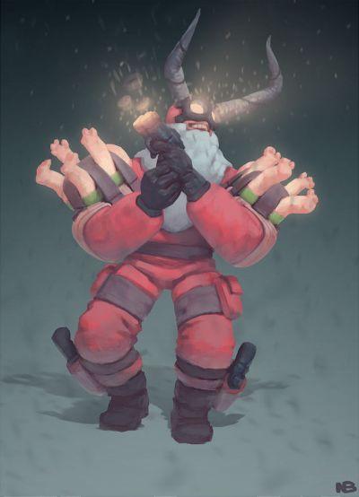Nurzhan Bekkaliev - Santa